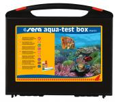 B-ITEM - Sera Aqua Test Box marin - New, best before: 03-2019 - 80% discount!
