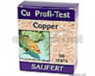 Salifert Cu copper Profitest