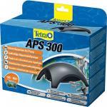 Tetra APS Aquarienluftpumpe anthrazit 300