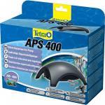 Tetra APS Aquarienluftpumpe anthrazit 400