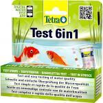 Tetra Pond Test 6in1 - 25 Stück