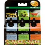 Dennerle Nano care set - 3 x15 ml