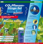 Dennerle CO2 disposable fertilization system 300 Quantum Special Edition - CO2 cylinder - 500 g