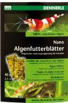 Dennerle Nano Algenfutterblätter - 40 St.
