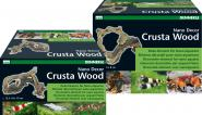 Dennerle Nano Decor Crusta Wood Deco Element