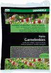 Dennerle Nano shrimps gravel bed sulawesi black - 2 kg