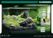 Dennerle Nano Scapers Tank Basic 55 L