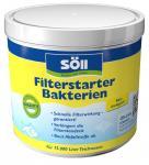 Söll FilterstarterBacteria 500 g for 75.000 l
