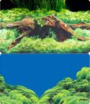 Hobby Folienrückwand Zuschnitt Spring / Moss SB