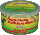 Lucky Reptile Herp Diner Bamboo Worms - 35 g
