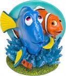 Aquarium decoration figur - Dory and Marlin