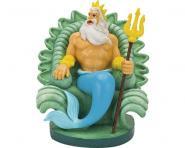 Penn-Plax König Triton mit Thron groß 7,6cm