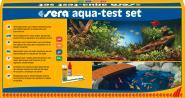 Sera Aqua - Test - Set / best before 11/2017