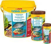 Sera Cichlids Sticks