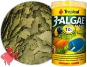 Tropical 3-Algae Flakes