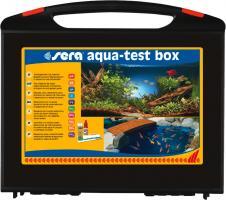 sera Aqua Test Box incl. Cl Test