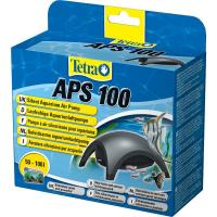 Tetra APS Aquarienluftpumpe anthrazit 100