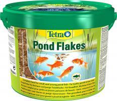 Tetra Pond Flakes 10 l