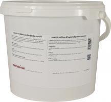 aquaristic.net Premium Diskus- und Zierfischgranulat grob 2,3 kg - 5,5 L Eimer