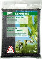 Dennerle crystal quarz gravel Slate grey 10 kg