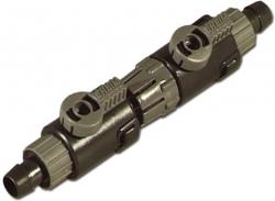 Eheim Double tap with quick release coupling 12/16 mm [4004412]