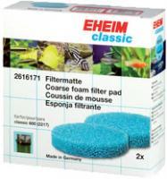 EHEIM Filtermatte für Eheim Außenfilter classic classic 600 - 2217 (2 St.) [2616171]