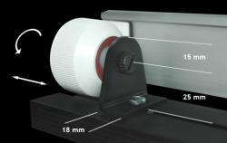 Giesemann Tubes adapter for PULZAR LED T5