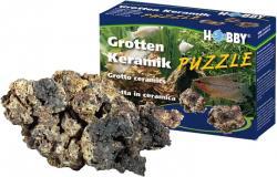 Hobby Grottenpuzzle Keramik - ca. 1 kg