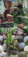 Hobby Folienrückwand Zuschnitt Steine 1 / 2 SB 60 x 30 cm
