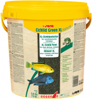sera Cichlid Green XL Nature 3,8 L (1,3 kg)