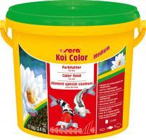 sera KOI COLOR medium - 3800 ml