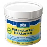 Söll FilterstarterBakterien 100 g für 15.000 l