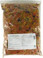 aquaristic.net Zierfisch Flocken Premium 1 kg - 5,5 l Beutel