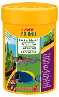 sera FD Krill 100 ml