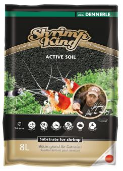 Dennerle ShrimpKing Active Soil
