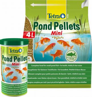 Tetra Pond Pellets Mini