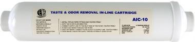Aquili Aktivkohlefilter für Osmoseanlagen