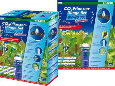 Dennerle CO2 disposable fertilization system 300 Quantum
