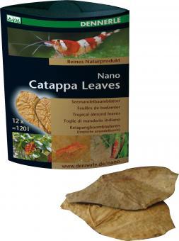 Dennerle Nano Catappa Leaves -  12 Stück