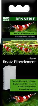 Dennerle Nano Clean Ersatz-Filterelement für Eckfilter - 1 Stück