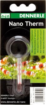 Dennerle Nano Thermometer für Mini-Aquarien