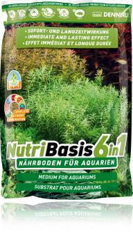 Dennerle NutriBasis 6in1 4,8 kg