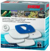 EHEIM Filtermatte/Filtervlies für professionel 3 electronic (1+4 St.) 2076/2078/2178 [2616760]