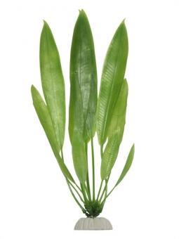 Evolution Kunststoffpflanze Anubia lanceolata - ca. 30 cm