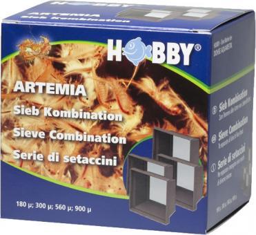 Hobby Artemia sieve combination - 4 pcs.