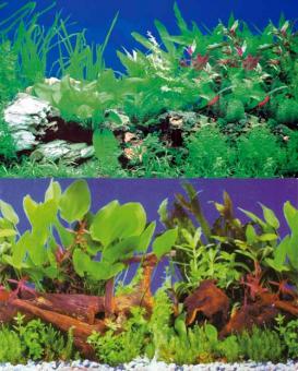Hobby Folienrückwand Zuschnitt Pflanzen 1 / 5 SB
