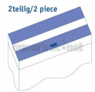 Juwel Flap set for Rio aquaria 2 pieces