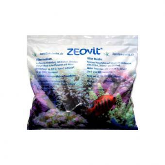 Korallen-Zucht Zeovit