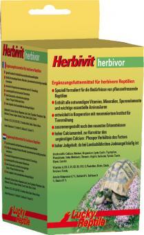 Lucky Reptile Herbivit - 60 g