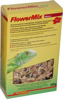 Lucky Reptile Herp Diner Flowermix Hibiscus - 50 g